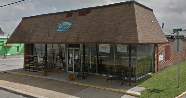 Annex Marketplace store in Newport