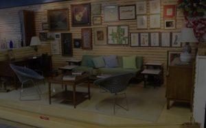 Danish Modern furniture & antiques