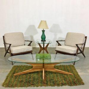 Mid-century modern furniture