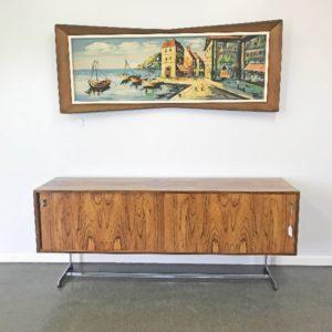Vintage furniture store